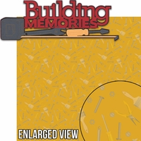 DIY: Building Memories Laser 2 Piece Die Cut Kit