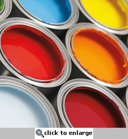 Dream Home: Paint Cans 12 x 12 Paper
