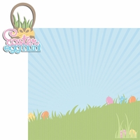 Easter Fun: Egg Hunt  2 Piece Laser Die Cut Kit