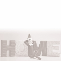 Elf On A Shelf: Home 12 x 12 Paper