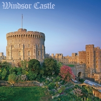 England: Windsor Castle 12 x 12 Paper
