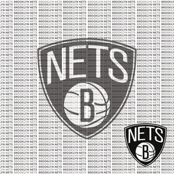 Fanatic: Brooklyn Nets 12 x 12 Paper