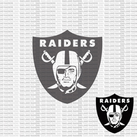 Fanatic: Oakland Raiders 12 x 12 Paper