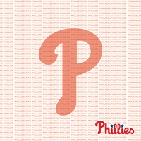 Fanatic: Philadelphia Phillies 12 x 12 Paper