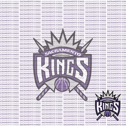 2SYT Fanatic: Sacramento Kings 12 x 12 Paper