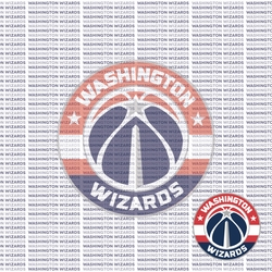 Fanatic: Washington Wizards 12 x 12 Paper
