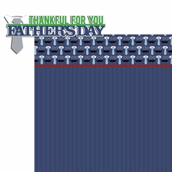 2SYT Father's Day: Thankful for You 2 Piece Laser Die Cut Kit