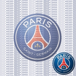 FC Fanatic: Paris Saint-Germain 12 x 12 Paper