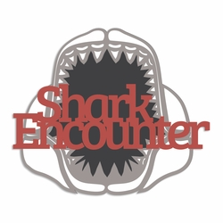 Feeling Fishy: Shark Encounter Laser Die Cut