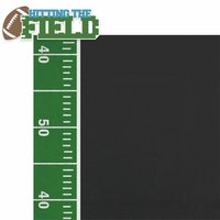 Flag Football: Hitting The Field 2 Piece Laser Die Cut Kit
