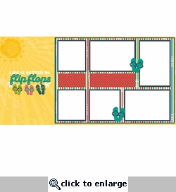 Flip Flop 2 Page Layout Kit