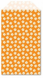 Floral Orange Crush Stylish Sacs