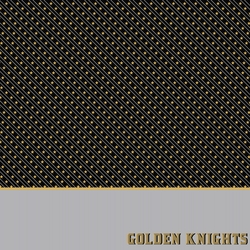 Florida Knights: Golden Knights 12 x 12 Paper