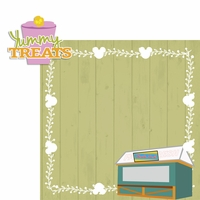Flower and Garden: Food 2 Piece Laser Die Cut Kit
