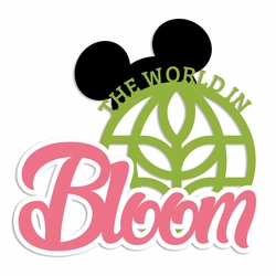 Flower & Garden: In Bloom Laser Die Cut