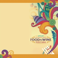 Food and Wine: Around the World 12 x 12 Paper