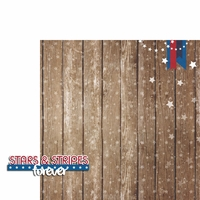Freedom: Stars and Stripes Forever 2 Piece Laser Die Cut Kit