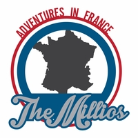 French Adventures: Adventures in France Custom Laser Die Cut