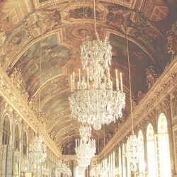 French Adventures: Palace of Versailles 12 x 12 Paper