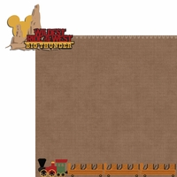 Frontierland: Big Thunder 2 Piece Laser Die Cut Kit