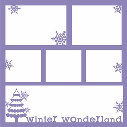 1SYT Frosty Fun 12 x 12 Overlay