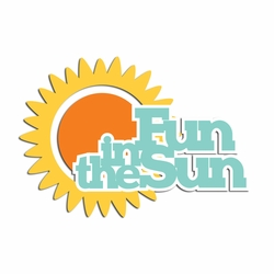 Fun in the Sun Laser Die Cut