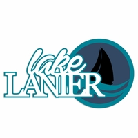 Georgia: Lake Lanier Laser Die Cut