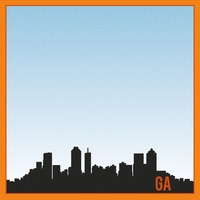 Georgia Travels: GA Peach State 12 x 12 Paper