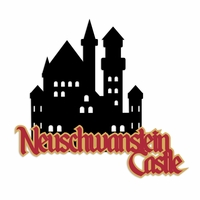 Germany: Castle Laser Die Cut