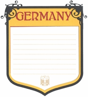 Germany Journal Laser Die Cut