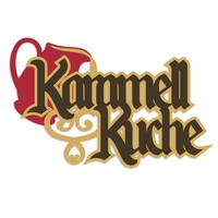Germany: Karamell Laser Die Cut