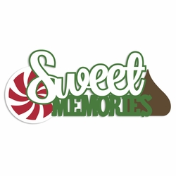 1SYT Gingerbread: Sweet Memories Laser Die Cut