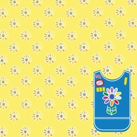 Girl Scouts: Daisy Vest 12 x 12 Paper
