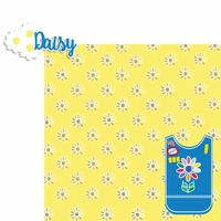 Girl Scouts: Daisy Vest 2 Piece Laser Die Cut Kit