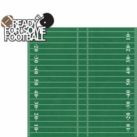 Go Team: Ready For Football 2 Piece Laser Die Cut Kit