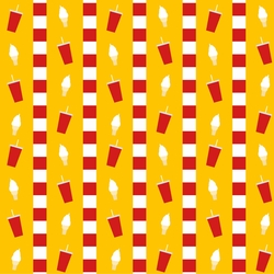 2SYT Golden Arches: Happy Meal 12 x 12 Paper