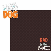 Good Dog: Who's A Good Dog 2 Piece Laser Die Cut Kit