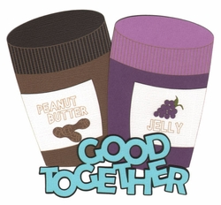 Good Together Laser Die Cut