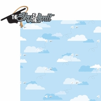Grad: The Sky is the limit 2 Piece Laser Die Cut Kit
