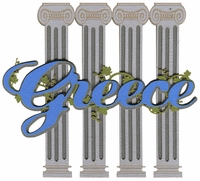 Greece Scrapbooking