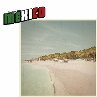 Greetings From: Mexico 2 Piece Laser Die Cut Kit