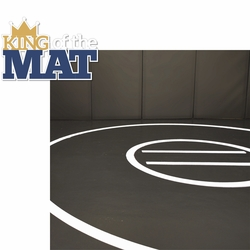 Ground & Pound: King Of The Mat 2 Piece Laser Die Cut Kit