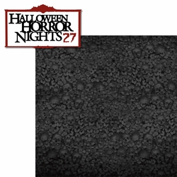 Halloween Horror Nights 2 Piece Laser Die Cut Kit
