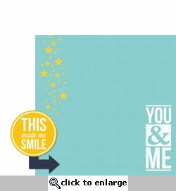 Happy Moments: Make Me Smile 2 Piece Laser Die Cut Kit