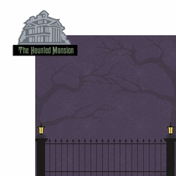 Haunted Mansion: Haunted Mansion 2 Piece Laser Die Cut Kit