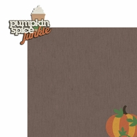 Hello Fall: Spice Junkie 2 Piece Laser Die Cut Kit