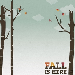 Hello Fall: Thankful 12 x 12 Paper