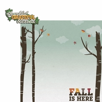 Hello Fall: Thankful 2 Piece Laser Die Cut Kit