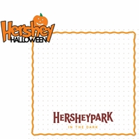 Hershey World: Hershey Halloween 2 Piece Laser Die Cut Kit