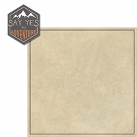 Hiking: Say Yes 2 Piece Laser Die Cut Kit